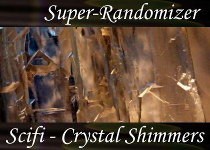 Super-Randomizer Orb / Scifi - Crystal Shimmers Set (68 Sounds)