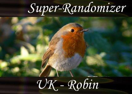Super-Randomizer Orb / Nature - UK Robin (35 Sounds)