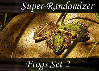 Super-Randomizer Orb / Nature - Frog Set #2 (40 Sounds)