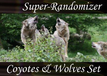 Super-Randomizer Orb / Nature - Coyotes & Wolves Set (61 Sounds)