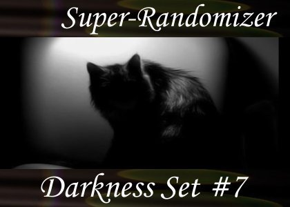 Super-Randomizer Orb / Darkness Set #7 (21 Sounds)