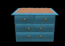 Bedroom Drawers - Full Perm