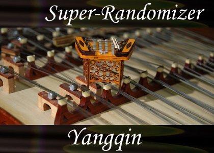 Super-Randomizer Orb / Asia - Yangqin (49 Sounds)