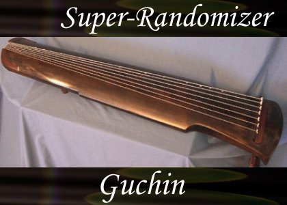Super-Randomizer Orb / Asia - Guchin (36 Sounds)
