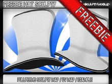 ✪Freebie Hat Sculpty✪