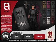 (epia) - Riot Shield