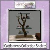 Serendipity Designs - Cattlemen's Collection Shelves