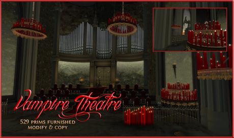 Boudoir Vampire Theatre
