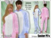 [Phunk] Mesh Easter Pajamas (2 Colors)