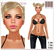 [RL] Amelie Shape *Only Copy*