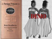 {SD} (Demo) PERSIAN PRINCESS