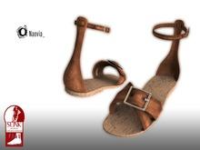 ((( Big O ))) Sandal - Naevia