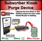 Subscriber Purge Device