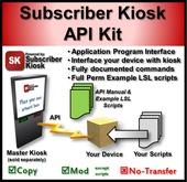 Subscriber Kiosk 3.0 API Kit