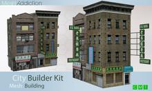 [MA] Builder Kit Mesh Building5 (boxed)