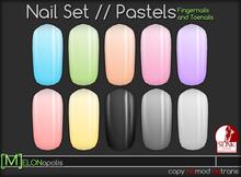 [M] Slink Nail Polish // Pastels