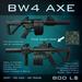 [BW] BW4 AXE - PDW