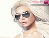 Full Perm Mesh Unisex Cool Sun Glasses