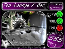 >> Club or Store Lounge << ** Bar **