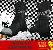!TUH Bunker- Kamaz-SKA- Boots UNISEX