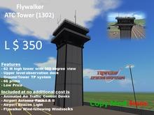 Flywalker ATC Tower 1302 - (BOXED)