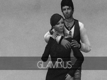 Glamrus . White Days