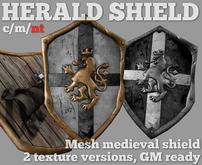 PFC~Herald Shield
