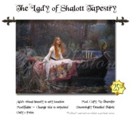 *PV* The Lady of Shalott Tapestry