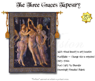 *PV* The Three Graces Tapestry