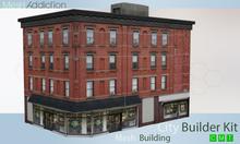 [MA] Builder Kit Mesh Building9 (boxed)