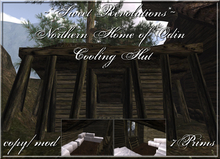 ~*SR*~ Northern Home of Odin - Cooling Hut c/m Box