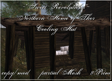 ~*SR*~ Northern Home of Thor - Cooling Hut Box