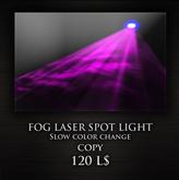 FOG LASER SLOW ( LIGHTING CLUB LIGHTS LASER SMOKE LASERLIGHT  beam club spotlights lights lasers dan