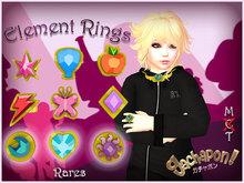 Gachapon! Flutter Shy Element Ring