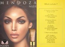 EGOZY | Mendoza Genetic (Light Fair) NUDE