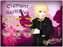 Gachapon! Princess Luna Element Necklace