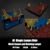 KI Magic Lamps Ride *0.110ms* smooth non-physics carpet