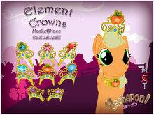 Gachapon! Rarity Element Crown MP Exclusive