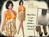*Aly's Shop* Laura Outfit - Orange