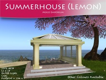 Moco Emporium ~ LEMON MESH Summerhouse Pack Copiable + lights v1