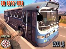 [AIKIOTO] GM Bus  (BOX)