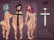 *MUKA* Scarlett White
