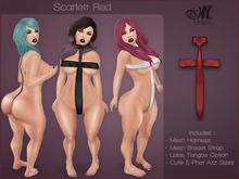 *MUKA* Scarlett Red