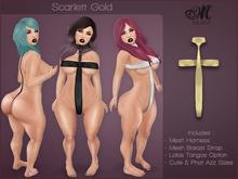 *MUKA* Scarlett Gold