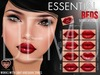 [PF] Essential Lipsticks - <Red> - DEMOS