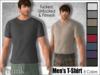[Phunk] Mesh Men's T-Shirt