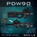 [BW] PDW90 Blitz - v3 - SMG