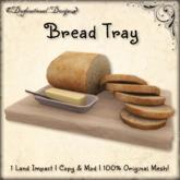 [DDD] Bread Tray