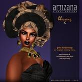 :: ARTIZANA :: BLESSING X Gele Headwrap