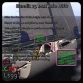 Bandit 25 text info HUD 1.0.0 (boxed)